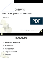 lecture 1 Intro to Cloud, Git and VMs