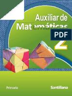 Libro Santillana Matematicas