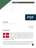 Denmark Medical Residency Database - MRD