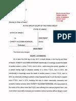Alcosiba Indictment