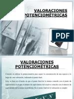 4 Valoraciones Potenciométricas