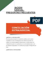 Conciliacion Extrajudicial