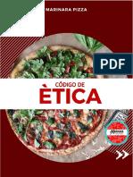 Código de Ética Marinara Pizza