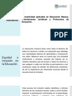 LINEAMIENTOS EDUCACION BASICA
