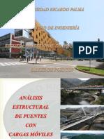 09 - Analisis de Puentes Por Carga Movil