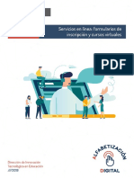 Guía Didáctica _ Servicios en Línea