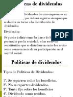 EXPOSICION POLITICAS DE DIVIDENDOS.ppt