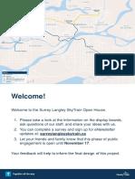 Surrey-Langley SkyTrain plan