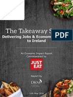 Ey Report on the Takeaway Industry in Ireland