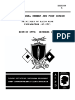 US Army Electronics Course - Principles of Radio Wave Propagation SS0130