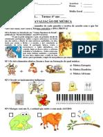 Prova de Música 6o ano.pdf