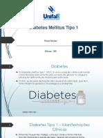 Apresentaçao Diabetes - Genética