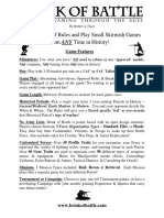 BoB Info Sheet
