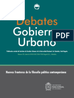 20 -Nuevas Fronteras de La Filosofiěa Poliětica Contemporaěnea