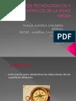 Inventos d El Aedad Media