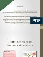 Actividad n. 01 Inversiones