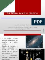 3 La Tierra y El Universo