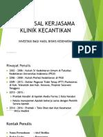 389761451-Investasi-Bagi-Hasil-Klinik-Kecantikan.pptx