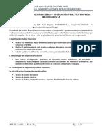 Analisis de Eeff Empresa Maldonado
