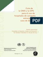 Guia OPS Hosp Campaña