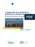 Auge Exploration Production Petroliere Afrique 2018 v3
