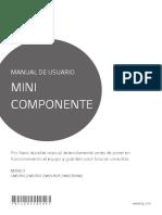 CM5760 Manual