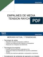 EMPALMES DE MEDIA TENSION RAYCHEM.ppt