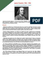 11 Benjamin Franklin