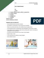 Tema 4. Tecnicas Anestesicas en El Paciente Infantil