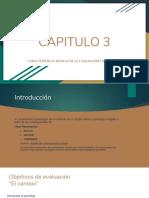 CARACTERÍSTICAS BÁSICAS DE LA EVALUACIÓN CONDUCTUAL