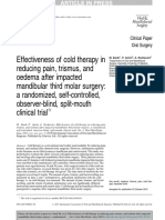 Effectiveness of cold therapy in reducing pain, trismus and oedema after impacted mandibular third molar surgery.pdf