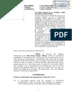 R.N.N° 2475-2018-FEMENICIDIO TENTADO-La actitud reconciliadora del agresor para efectos de imponer la pena-