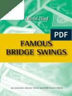 SAMPLE HONORS FamousBridgeSwings