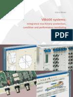 VM600 Data Sheet English