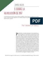 González, Florencia Eva. (2017). 17 Hipótesis Sobre 1917
