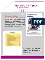 r1 Competency-based Curriculum