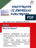 CLASE --LA EMPRESA .pptx