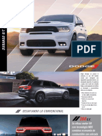 Dodge Durango RT_mx