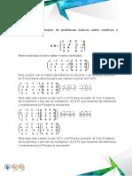 Ejercicio 5 Matrices y Determinantes