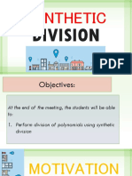 5. PolyFunc Synthetic Division