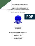 Laporan PKP /PTK