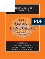 Maiden M., Smith J.C., Ledgeway A. (eds.) - The Cambridge History of the Romance Languages_ Volume 2, Contexts-Cambridge University Press (2013).pdf
