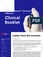 3M SBU Scientific Study Booklet
