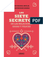 Los Siete Secretos de Las Relaciones Sanas y Felices - Miguel Ruiz Jr