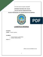 1. LOGISTICA INVERSA