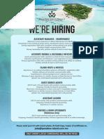 Job Ad - 02 Nov2019