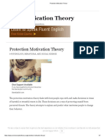 Protection Motivation Theory11