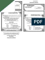 Contoh Surat Undangan Tahlil 40 100 1000