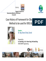 04_Case History of Framework for Observational Method to Be Used for ERSS _ GBW