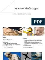 Evidence a World of Images Diapositivas